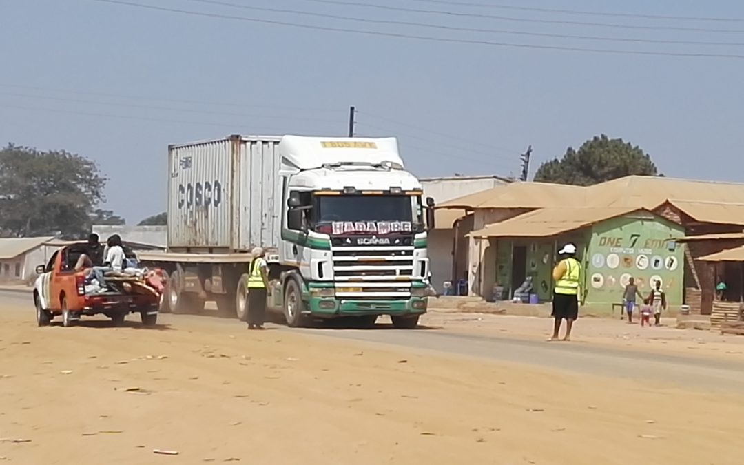 Monitoring and Evaluation of the Chinsali-Nakonde Road Rehabilitation Project